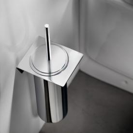 Pomd'or Kubic screw-mounted toilet brush set