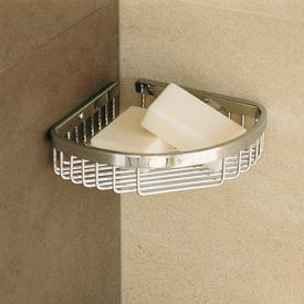 pomd'orUniversal corner shower rack soap dish W: 150 H: 40 D: 150 mm