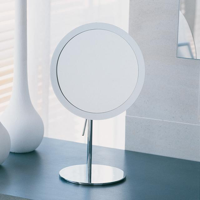 Pomd'or Illusion freestanding beauty mirror