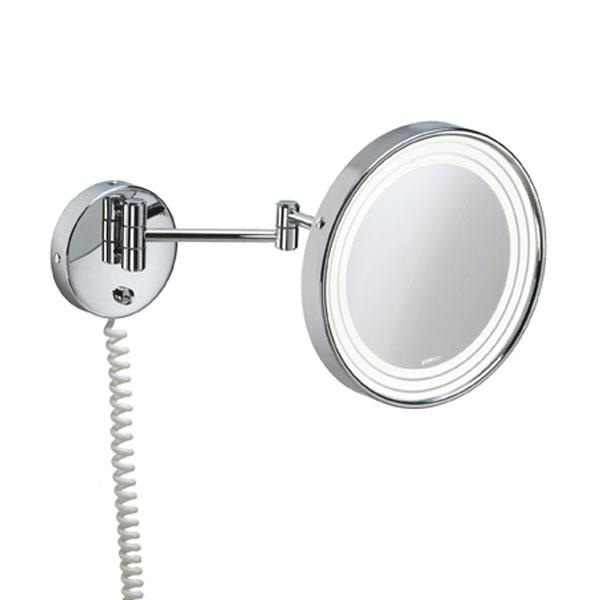 Pomd'or Illusion wall-mounted LED beauty mirror