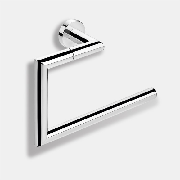 Pomd'or Kubic Cool towel ring for screw-mounting
