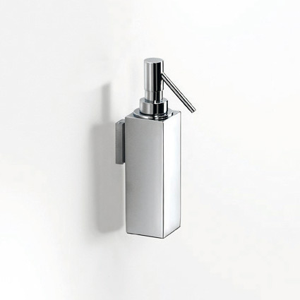 Pomd'or Metric wall-mounted soap dispenser chrome