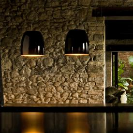 Prandina Notte Glass S5 pendant light
