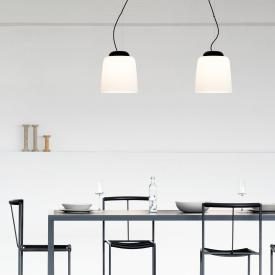 Prandina Teodora Glass S1 pendant light