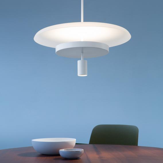 Prandina Landing Glass S70 LED pendant light