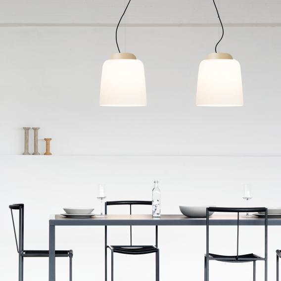 Prandina Teodora Glass S3 pendant light