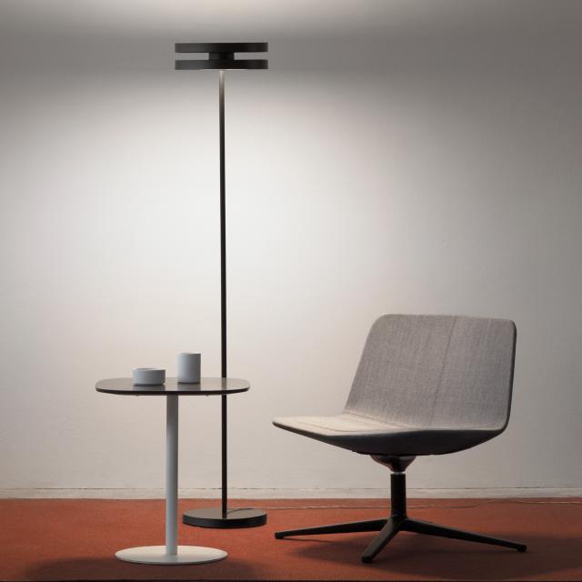prandina LED Machine F3 floor lamp with dimmer