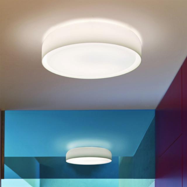 prandina Mint LED ceiling light