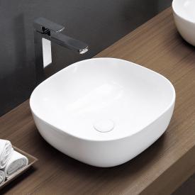 PREMIUM 100 countertop washbasin W: 42 D: 42 cm