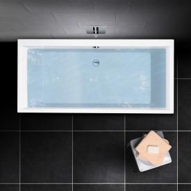 PREMIUM 100 rectangular bath length: 180 cm, width: 80 cm