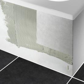 PREMIUM 100 support for compact bath length: 160 cm, width: 75 cm