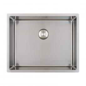 PREMIUM 300 kitchen sink with seamless designer waste