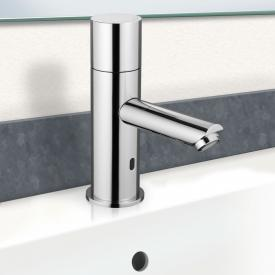 PREMIUM 400 electronic basin fitting with thermostat electric mains-operated