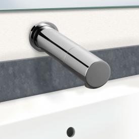 PREMIUM 400 Robinetterie de lavabo électronique murale Longueur : 155 mm, sur secteur