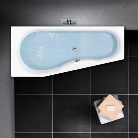 PREMIUM compact bath length: 160 cm, width: 75 cm