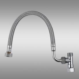 PREMIUM connection set for thermostatic angle valve