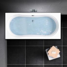 PREMIUM duo rectangular bath length: 170 cm, width: 75 cm