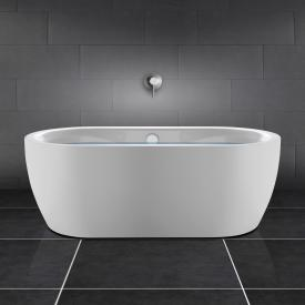 PREMIUM freestanding, oval bath length: 180 cm, width: 90 cm