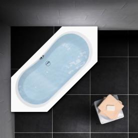 PREMIUM hexagonal bath length: 200 cm, width: 90 cm