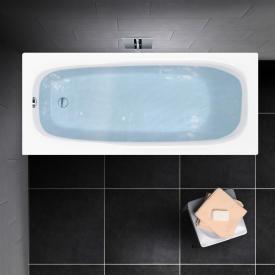 PREMIUM Mono rectangular bath length: 170 cm, width: 75 cm