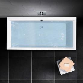 PREMIUM rectangular bath length: 190 cm, width: 90 cm