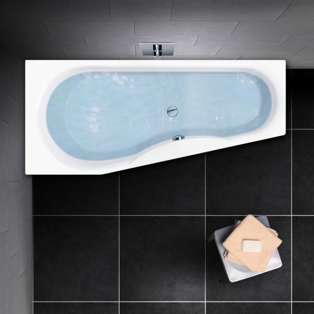 PREMIUM 100 compact bath L: 170 cm, width: 75 cm, inside depth 46 cm