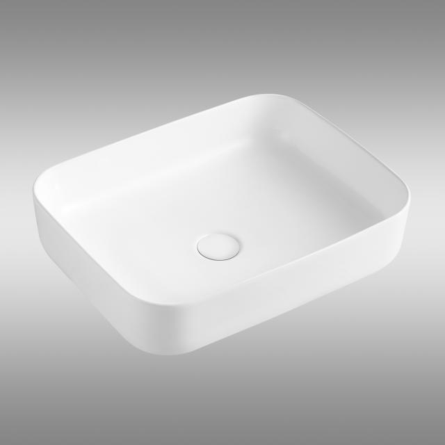PREMIUM 100 countertop washbasin W: 50 H: 13,5 D: 38.5 cm