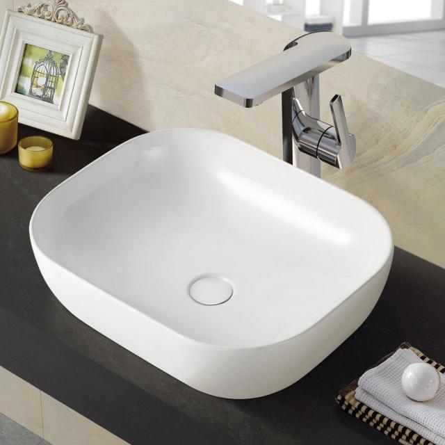 PREMIUM 100 countertop washbasin W: 50 H: 14,5 D: 40 cm