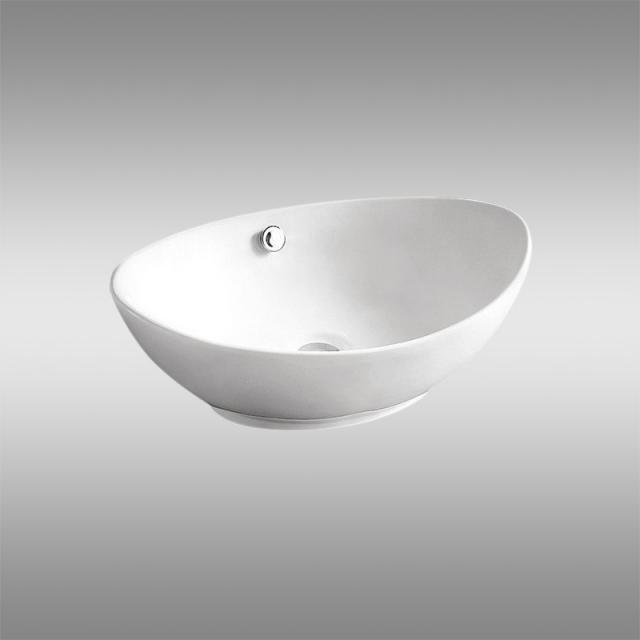 PREMIUM 100 countertop washbasin W: 58.5 D: 39 cm