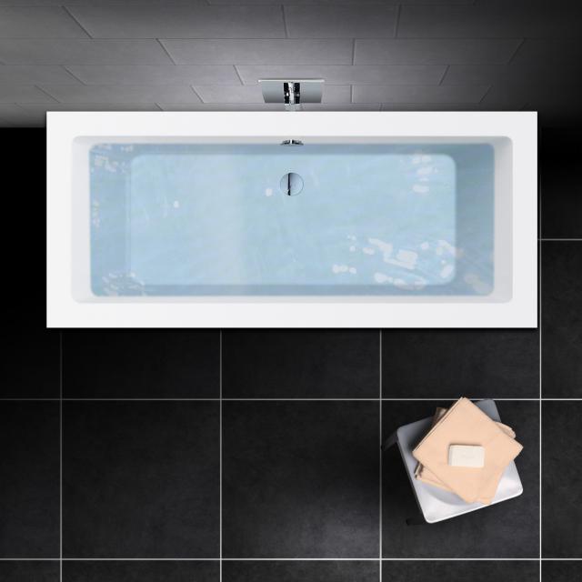PREMIUM 100 rectangular bath, built-in L: 170 W: 75 cm