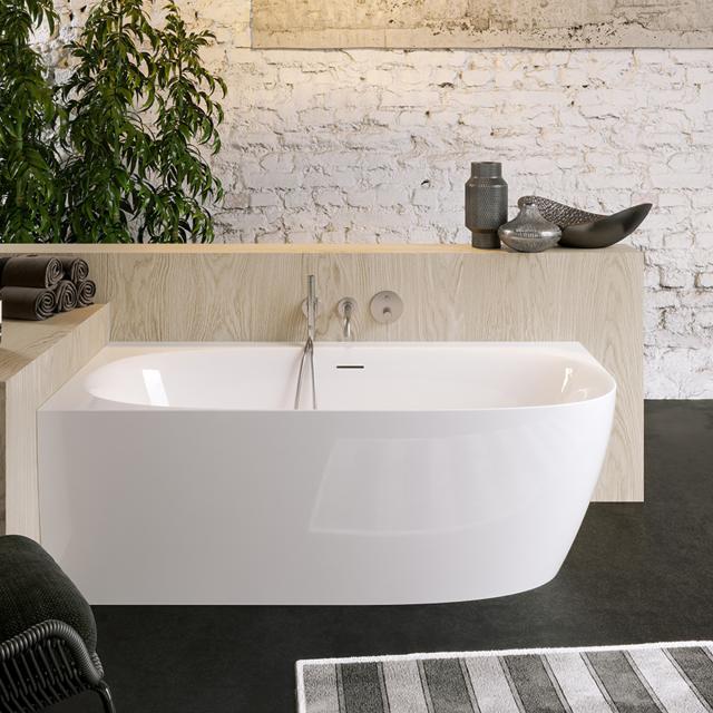 PREMIUM 200 corner bath with panelling L: 170 W: 80 H: 59 cm, left corner