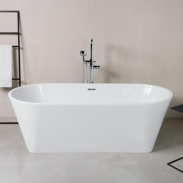 PREMIUM 200 freestanding oval bath L: 178 W: 80 H: 58 cm