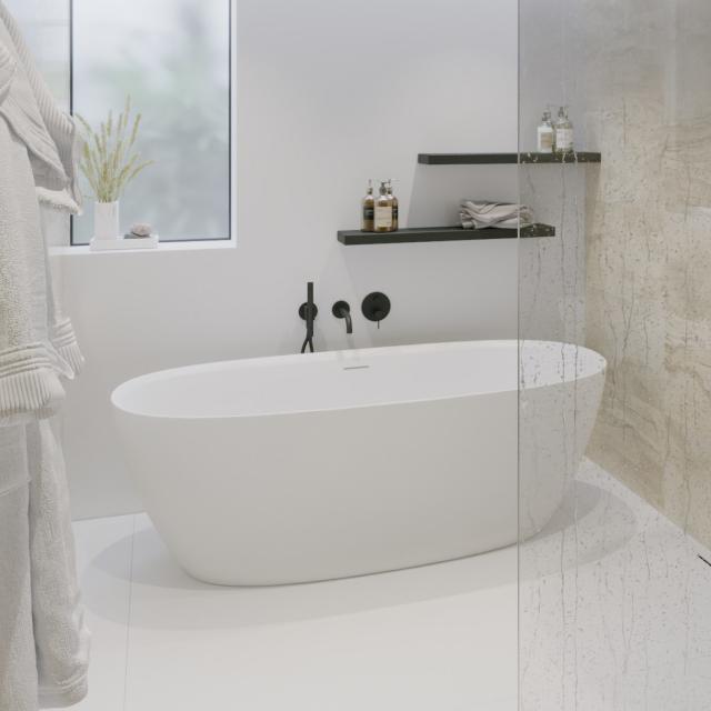 PREMIUM 200 freestanding oval bath length: 170, width: 80, height: 58 cm