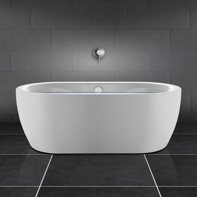 PREMIUM 200 freestanding oval bath length: 180 cm, width: 90 cm, height: 64 cm