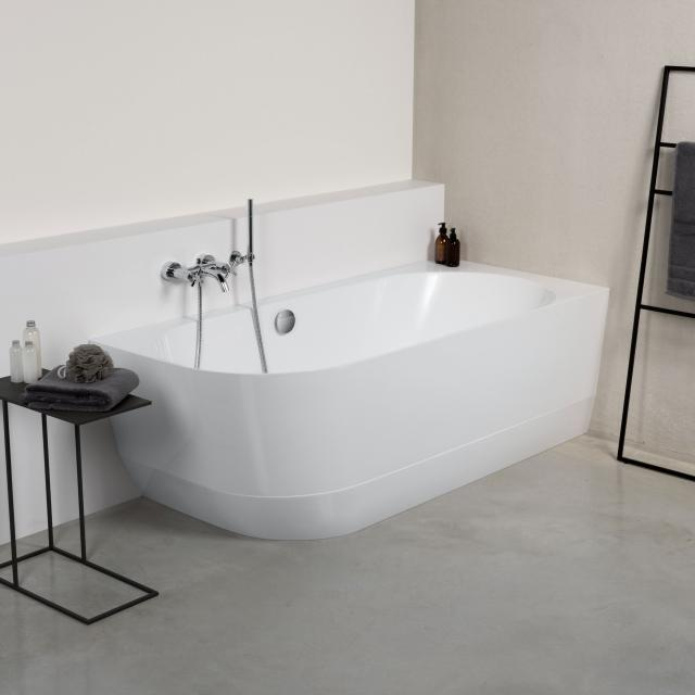 PREMIUM 300 corner bath with panelling L: 180 W: 80 H: 59 cm, right corner