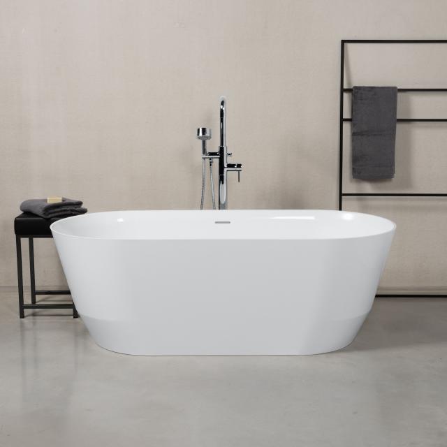 PREMIUM 300 freestanding oval bath L: 150 W: 70 H: 59 cm
