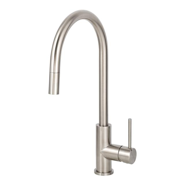 PREMIUM 300 single lever kitchen fitting with pull-out spout