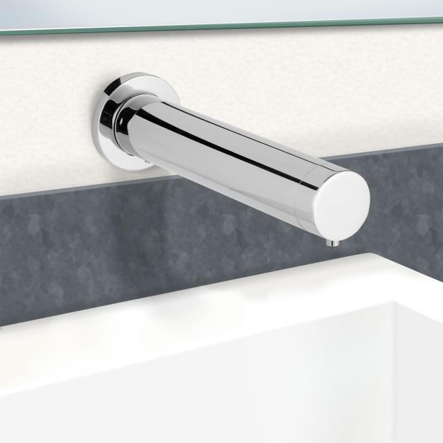 PREMIUM 400 wall-mounted, sensor soap dispenser electric mains-operated