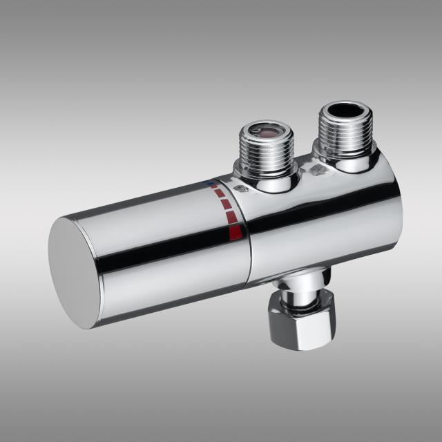 PREMIUM thermostatic angle valve