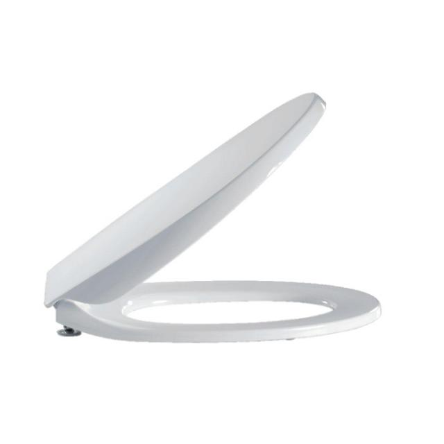 Pressalit Calmo toilet seat L: 41.2-45 W: 37 cm with soft-close and lift-off