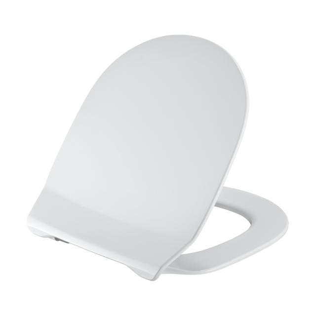 Pressalit Connexion 980 toilet seat white, with soft-close