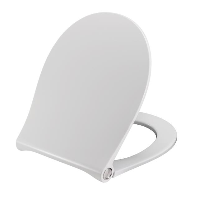 Pressalit Sway Uni toilet seat with lift-off and soft-close