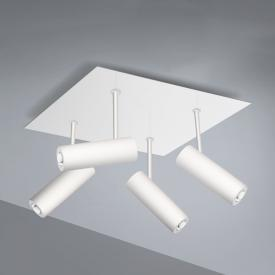 Pujol Tub LED ceiling light 4 heads