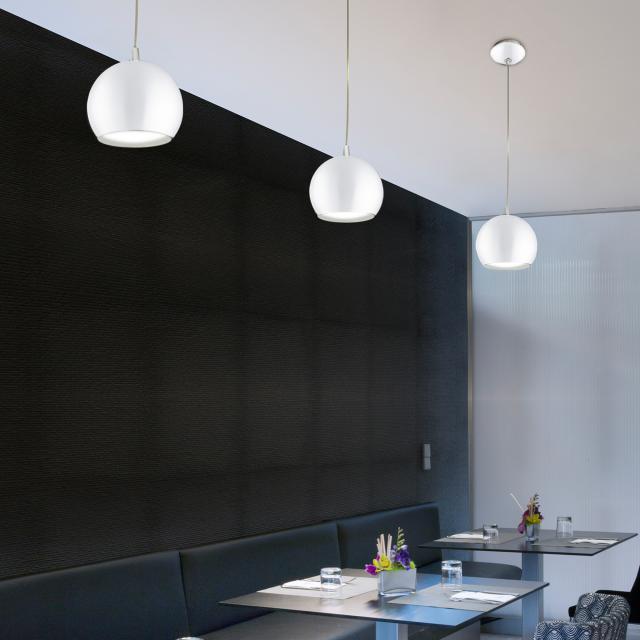 Pujol Bola LED pendant light