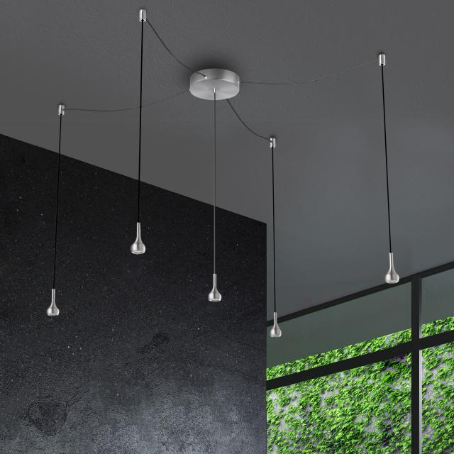 Pujol Mini C-197/5 LED pendant light