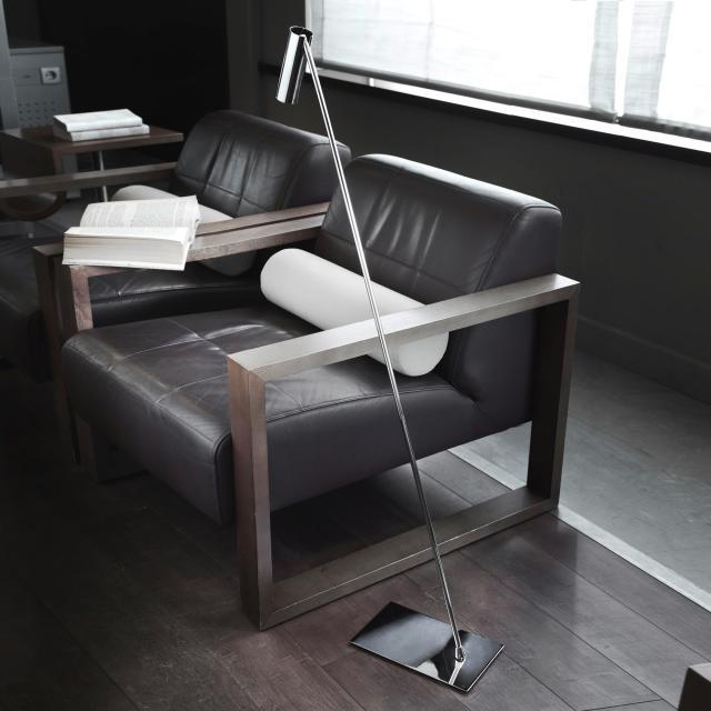 Pujol Tub LED floor lamp