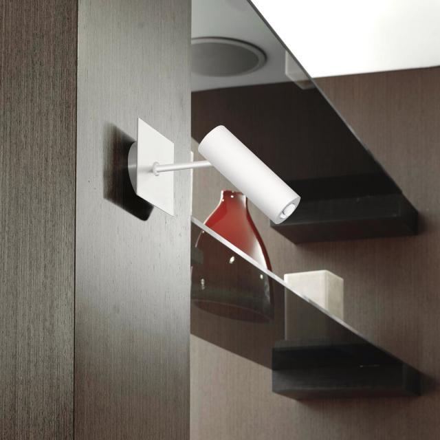 Pujol Tub LED wall light 1 head