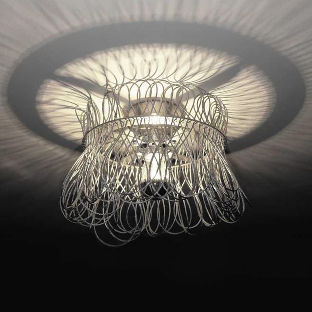 QUASAR Cloche ceiling light