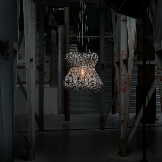 QUASAR Cloche pendant light