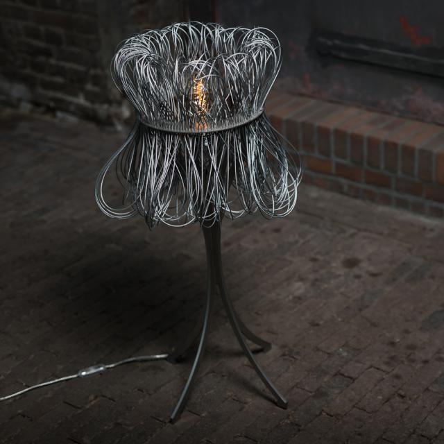 QUASAR Cloche table lamp